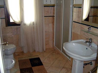 Villa Florentia - Appartamento 07: Bagno