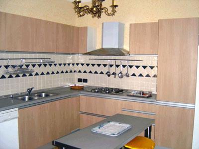 Villa Florentia - Appartamento 07- Cucina