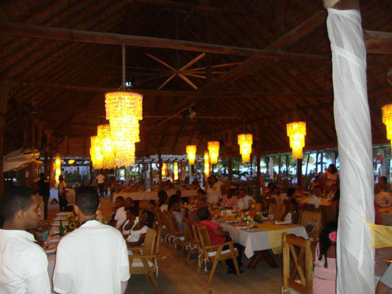 Restaurante Bocana Boca Chica Republica Dominicana